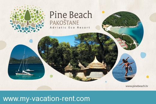 Holiday resort Pine Beach Croazia - Dalmazia - Zadar - Pakostane - holiday resort #150 Immagine 1