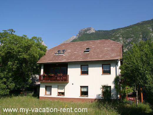 Appartamenti bovec appartamenti primorska - Agenzia immobiliare slovenia ...
